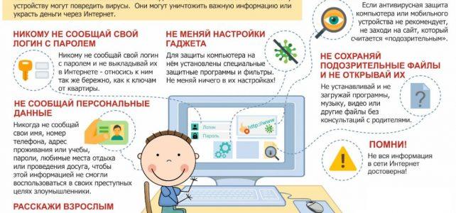Безопасное поведение в сети Интернет